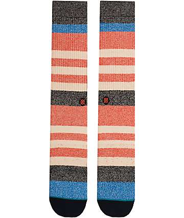 Stance Indicator Stripe Crew Socks