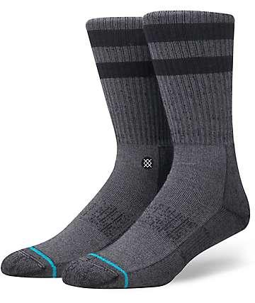 Stance Joven Black Crew Socks