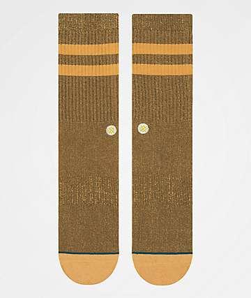 Stance Joven Mustard Crew Socks