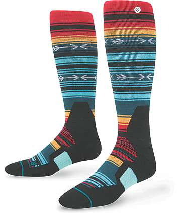 Stance Kirk V2 Tribal Snowboard Socks