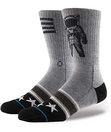 Stance Landed Grey Crew Socks