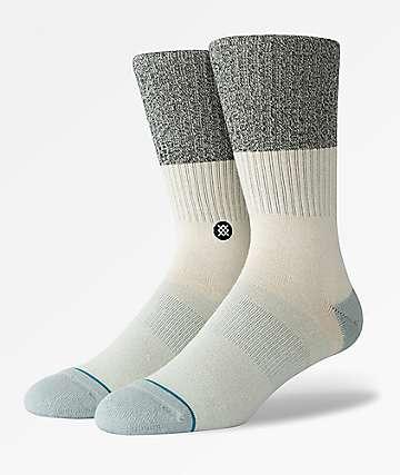 Stance Neapolitan Black Crew Socks