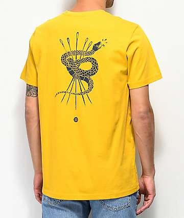 Stance Needles Gold T-Shirt
