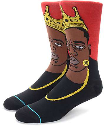 Stance Notorious BIG Crew Socks