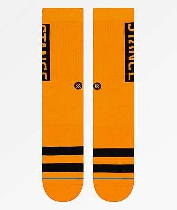Stance OG Tangerine Crew Socks