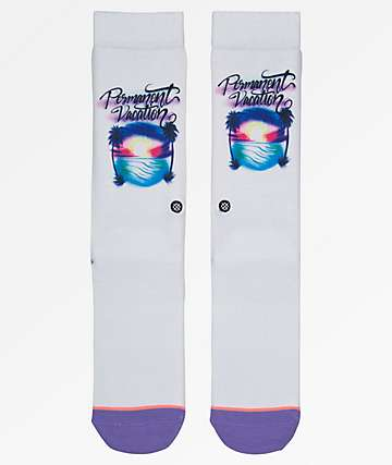 Stance Permanent Vacation calcetines
