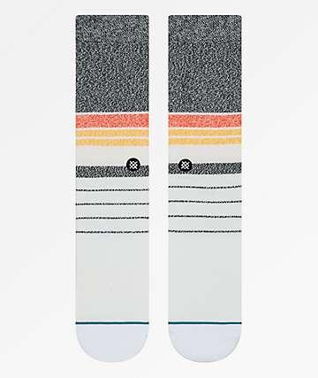 Stance Robert Orange Crew Socks