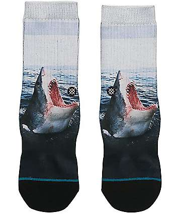Stance Seawolf Boys Crew Socks