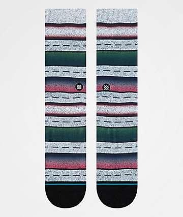 Stance Sierras Grey Crew Socks