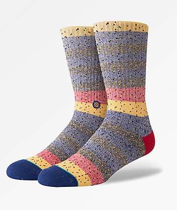 Stance Sprinkles Multicolor Crew Socks