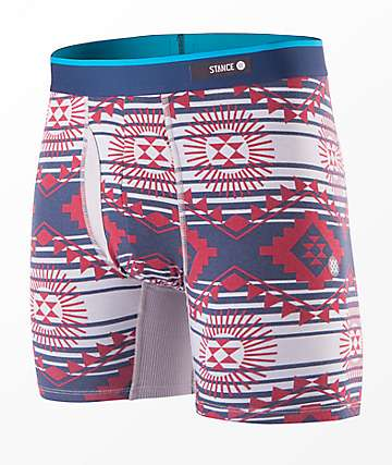 Stance Sun Burst Grey Boxer Briefs