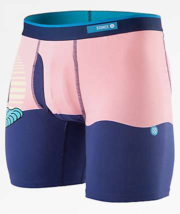 Stance Sunset Monkey Boxer Brief