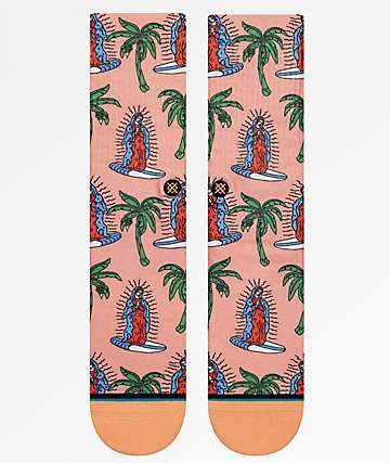 Stance Surfin Guadalupe Crew Socks