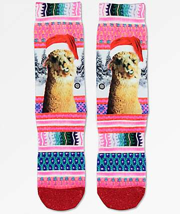 Stance Tinsel Tina Tomboy Lite Crew Socks