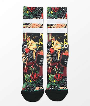 Stance True Love Crew Socks
