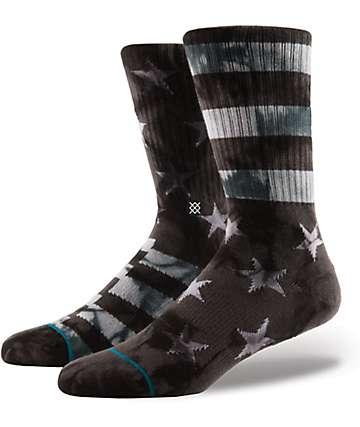 Stance Victory Grey Crew Socks