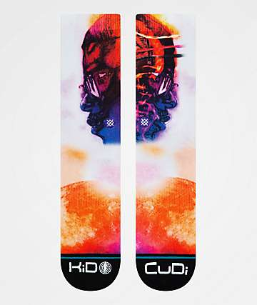Stance x Kid Cudi Man On The Moon Crew Socks