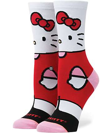 Stance x Sanrio Hello Kitty Crew Socks