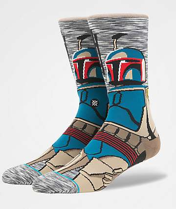 Stance x Star Wars Bounty Hunter Crew Socks