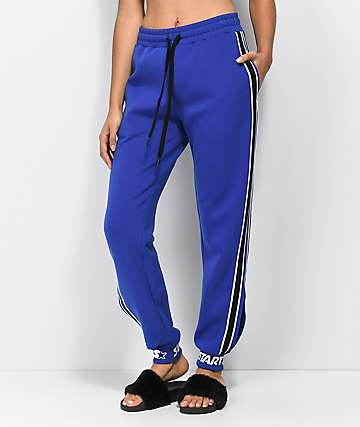 Starter Cobalt Side Vent Jogger Sweatpants