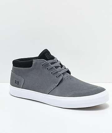 State Albany Pewter zapatos de skate en gris y negro