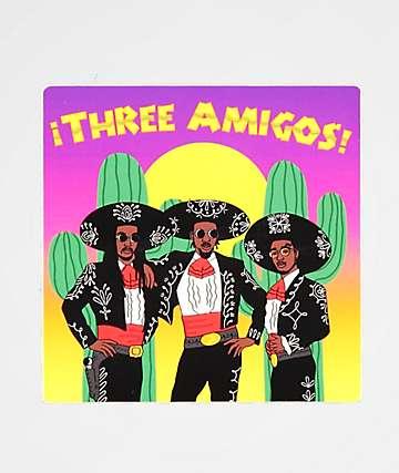 Stickie Bandits Amigos Sticker