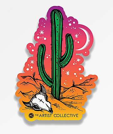 Stickie Bandits Desert Nights Sticker