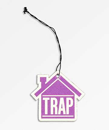Stickie Bandits Purple Trap House Air Freshener
