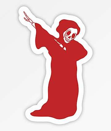 Stickie Bandits Reaper Dab Sticker