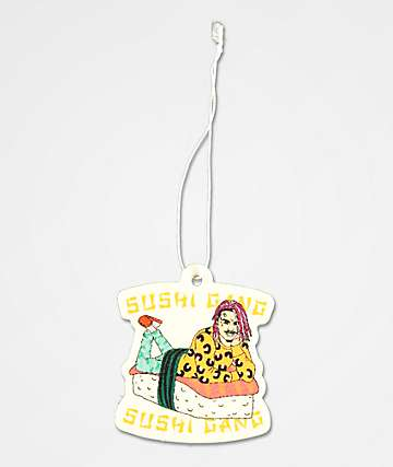 Stickie Bandits Sushi Bed Air Freshener