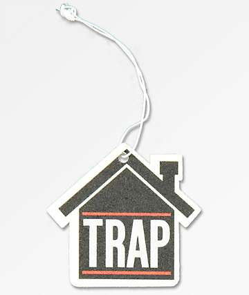 Stickie Bandits Trap House Air Freshener