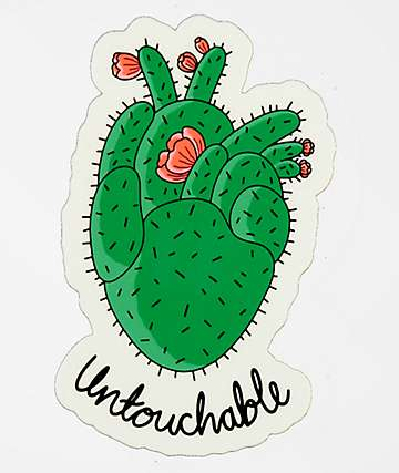 Stickie Bandits Untouchable Sticker