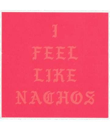 Sticky Bandits Nachos Box Sticker