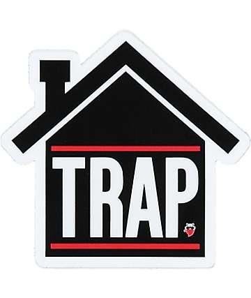 Sticky Bandits Trap pegatina