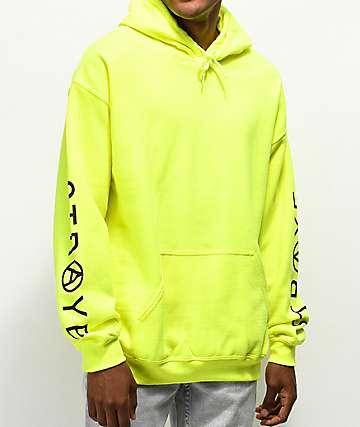 Straye Trap Yellow Hoodie