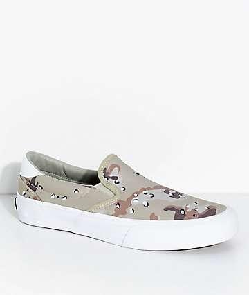 Straye Ventura Slide Into My DM Camo zapatos de skate
