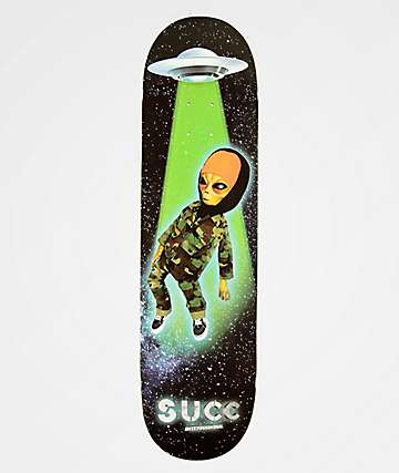 "Succ Abduction 8.25"" Skateboard Deck"