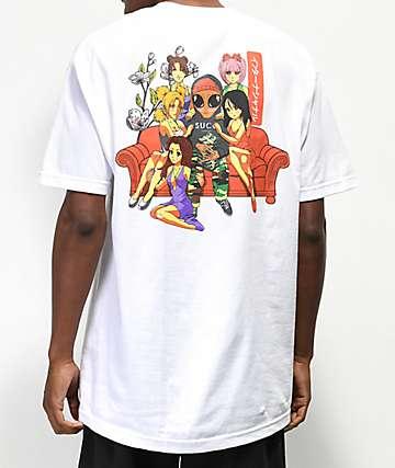 Succ Animayo camiseta blanca