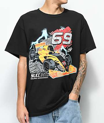 Succ F1 Racing Black T-Shirt
