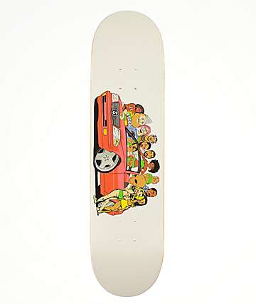 "Succ Gangs All Here 8.0"" Skateboard Deck"