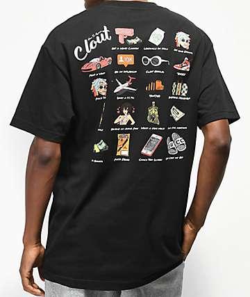 Succ How To Clout camiseta negra