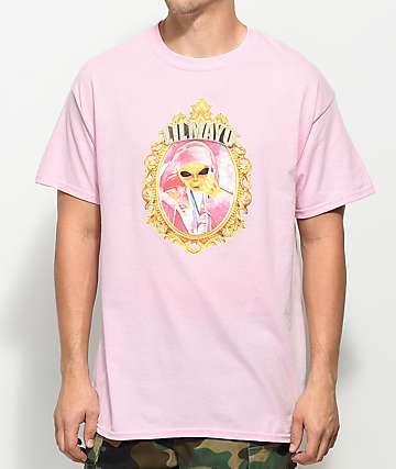 Succ Killa Mayo Pink T-Shirt