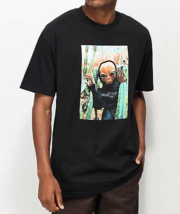 Succ Lil Mayo Cactus Black T-Shirt