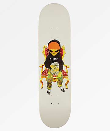 "Succ Mayo Throne 8.0"" Skateboard Deck"