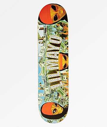"Succ No Limit 8.0"" Skateboard Deck"