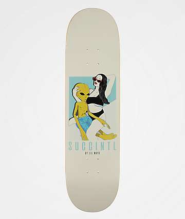 "Succ Poolside 8.25"" Skateboard Deck"