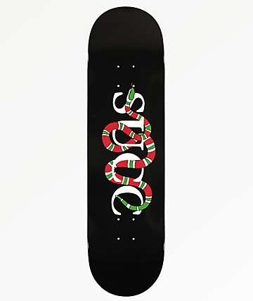"Succ Snake 8.38"" Skateboard Deck"