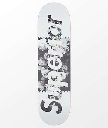 "Superior 8.4"" tabla de skate floral"