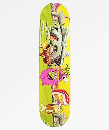 "Superior Flintstones Steak 7.75"" Skateboard Deck"