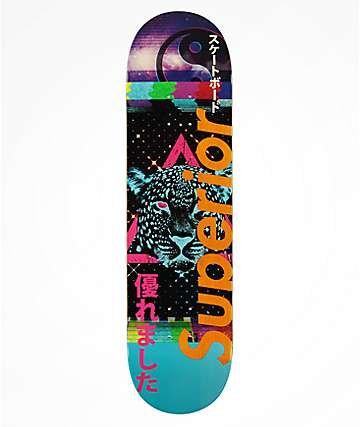 "Superior Lynx 8.25"" Skateboard Deck"
